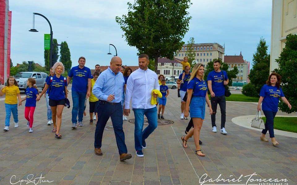 Oradea – un model pentru Reghin